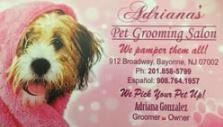 Adriana's Pet Grooming